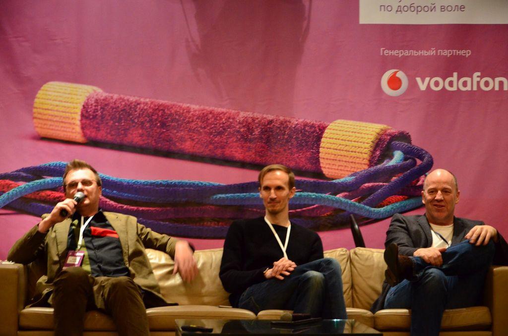 Vodafone Олег Решетин Маркетинг директор