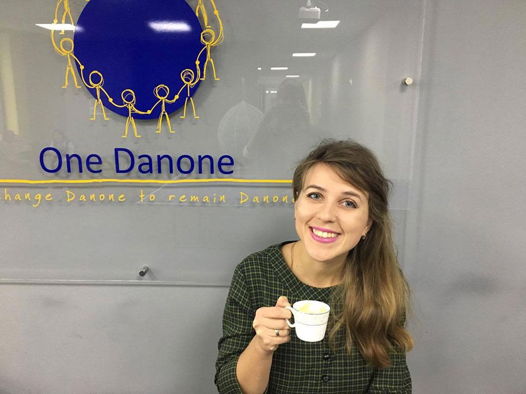 Как бренды работают с блогерами? Интервью с Марина Лукащук из Danone