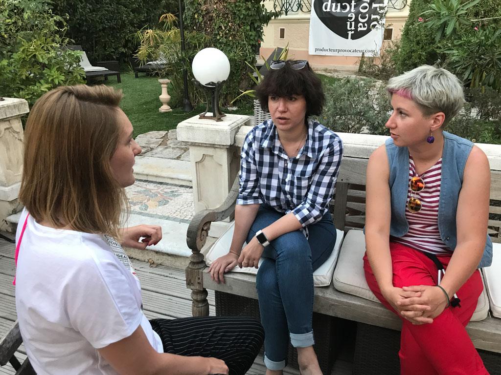 YOUNG LIONS 2017. Итоги и выводы: как готовиться и участвовать в конкурсе от Александры Бадии и Евгении Дзубенко