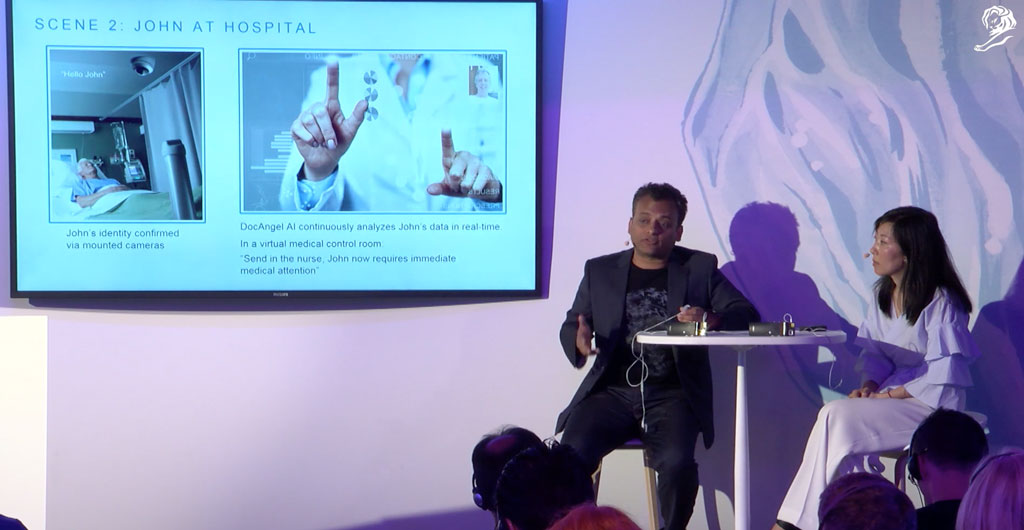 Cаnnes Lions Health: Тренды и технологии в медицине на 2017