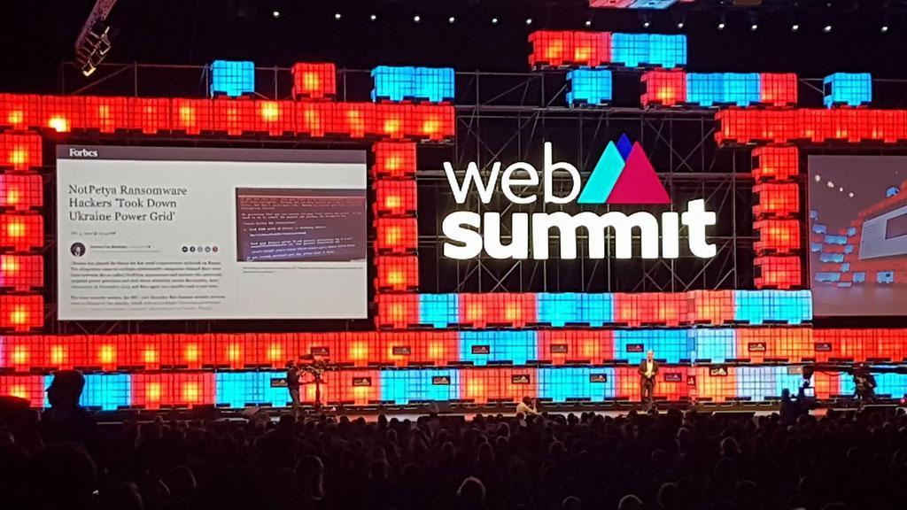 Анастасия Савченко - OSDirect: что делала тысяча украинцев на Web Summit в Лиссабоне