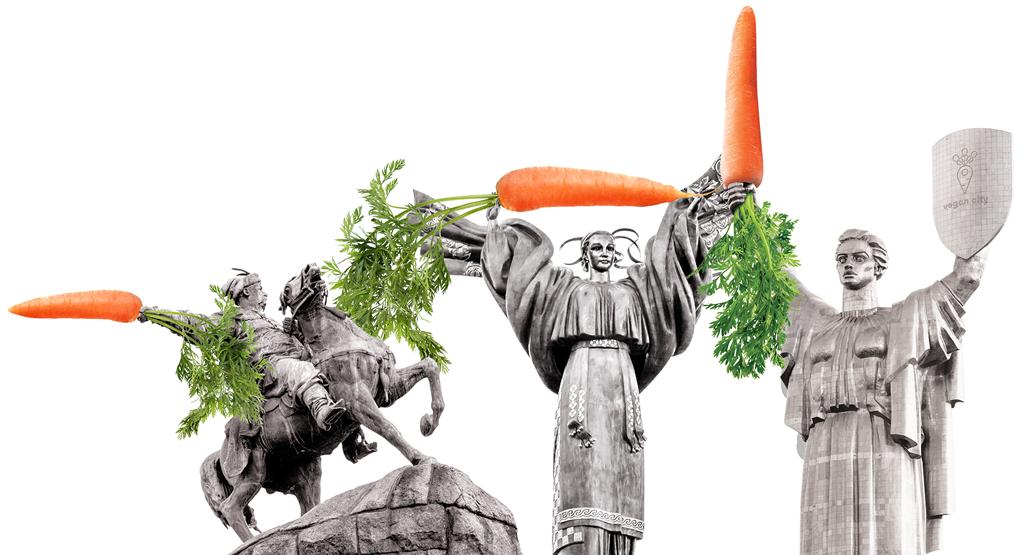 Наталья Шевчук о запуске Vegan City: вегетаріанство – це про їжу, веганство – про етику