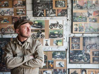 Сергей Дозер, Дозер Гараж: Я всё в одном – и дизайнер, и художник, и сварщик