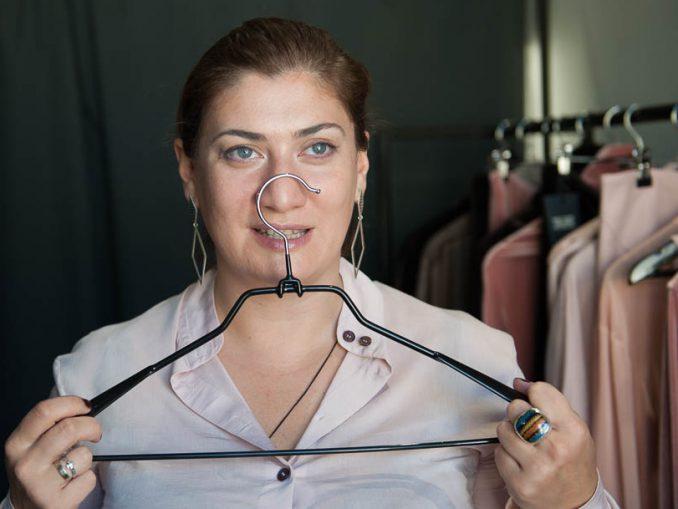 «Мода – это сложный бизнес». Интервью с экс-рекламисткой, дизайнером одежды и создателем бренда TAMAR Тамрико Кебурией