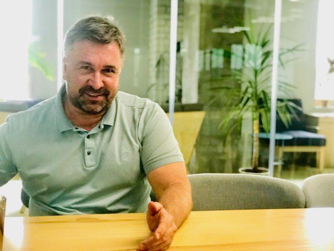 Романтик от маркетинга Георгий Майоров: Я не делаю исследований, если верю в успех идеи